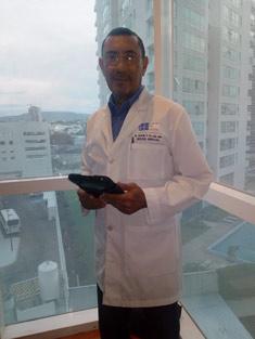 Dr Siviardo Cristóbal de León Laén