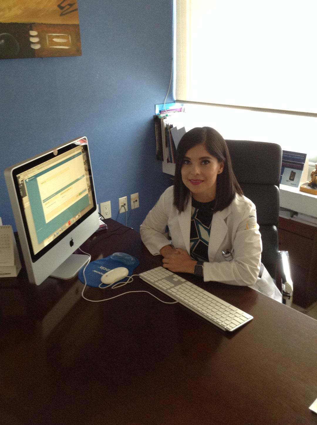 Dr Mariana García Gutiérrez