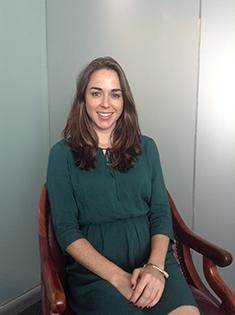 Nutriologa Olga Linden Pérez Gávilan