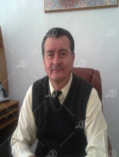 Dr. Jesus Alberto Díaz de León Navarro