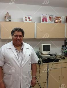 Dr. Luis Alberto De Santiago Bobadilla