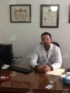 Dr. Hiram Alejandro Bojórquez Sepúlveda.