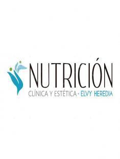 Nutriologa Elvy Heredia Robles